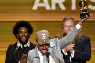 Watch Chance the Rapper Win His First GRAMMYs for Best Rap Performance and Best New Artist