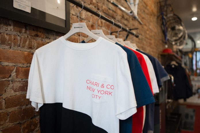 Chari & Co. Brings Japanese Sensibilities to the New York Bike and Apparel Scene