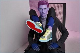 Christian Louboutin Reveals Eye-Catching Footwear in 2017 Spring/Summer Lookbook