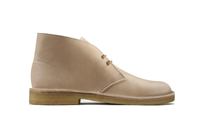 Clarks Gives Its Lineup a Veg-Tan Makeover
