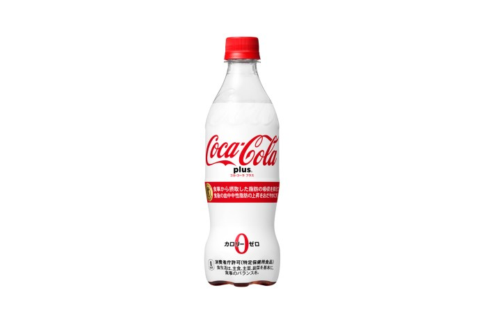 Coca-Cola Plus May Be the Healthiest Soda You'll Ever Drink