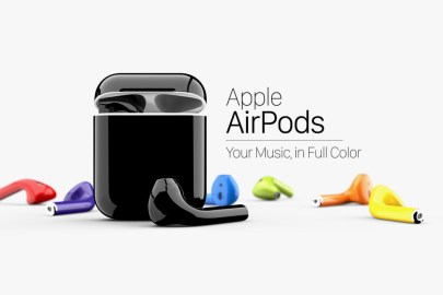 ColorWare Lets You Customize Your Apple AirPods