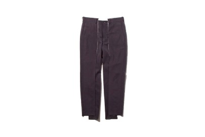 COMME Des GARÇONS Homme Plus Deconstructs the Classic Trouser