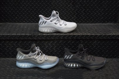 adidas Basketball Introduces the Crazy Explosive Low