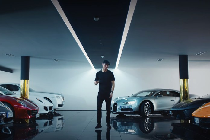 Even Cristiano Ronaldo Has to Call Bugatti for a Chiron