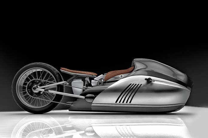 BMW Motorcycle Gets a Custom Upgrade With Sleek Design