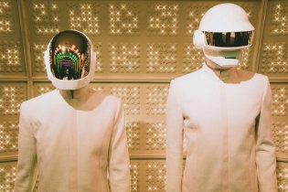 Here's a Video Tour of Daft Punk's Pop-Up in Los Angeles