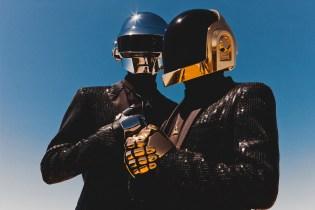 Daft Punk Unveils Collaborative Merch With Enfant Riches Déprimés