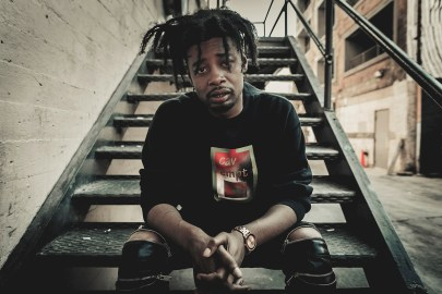 Danny Brown Makes a Surprise Appearance at Jack White's Launch Party