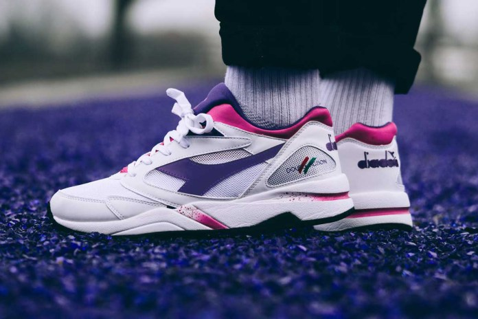 Diadora Reintroduces the Aeon