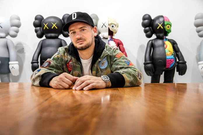 Diamond Supply Co. Founder Nick Tershay Reveals His Five-Point Plan to Launching Your Own Brand
