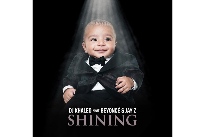 "DJ Khaled Teams up With Beyoncé and JAY Z on Surprise Single ""Shining"""