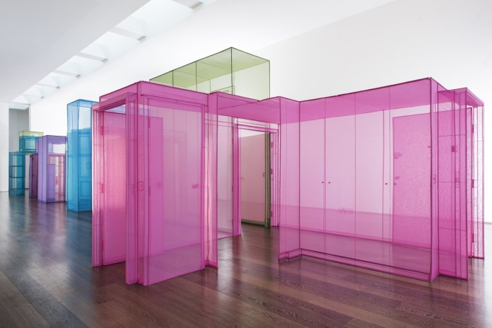 "Do Ho Suh's Colorful ""Passage/s"" Comes to Victoria Miro Gallery"