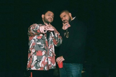 Watch Drake Bring out The Weeknd in Germany