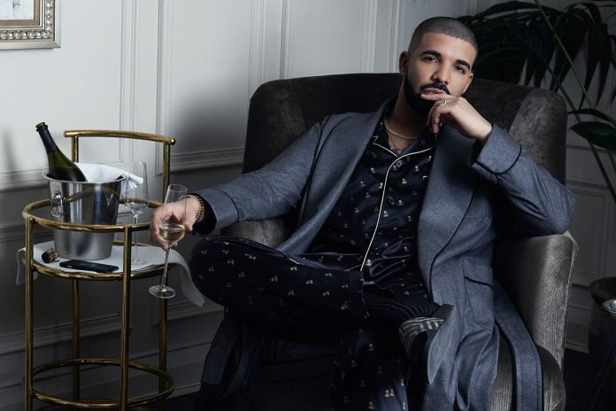 """Drake and Wizkid Officially Debut """"Hush up the Silence"""" on OVO Sound Radio"""