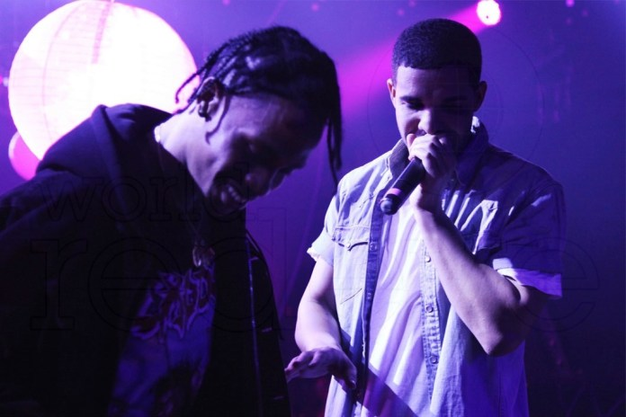 Drake Offers to Refund 20,000 Fans After Travis Scott Falls off Stage During Concert