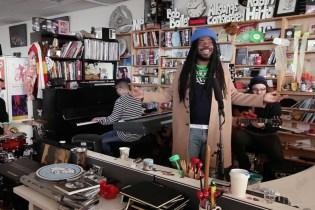 Watch D.R.A.M. Light Up NPR's Tiny Desk Concert