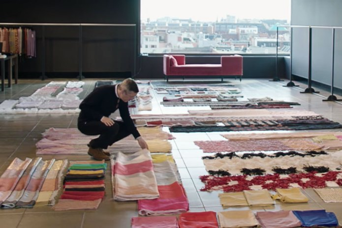 Watch Dries Van Noten Work His Magic in New Documentary Trailer