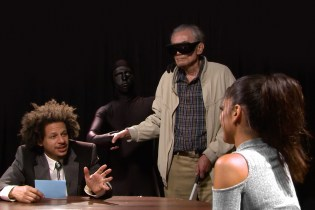 Eric Andre Horrifies Carissa Rosario on the Latest Episode of 'Eric Andre Interviews the Hot Babes of Instagram'