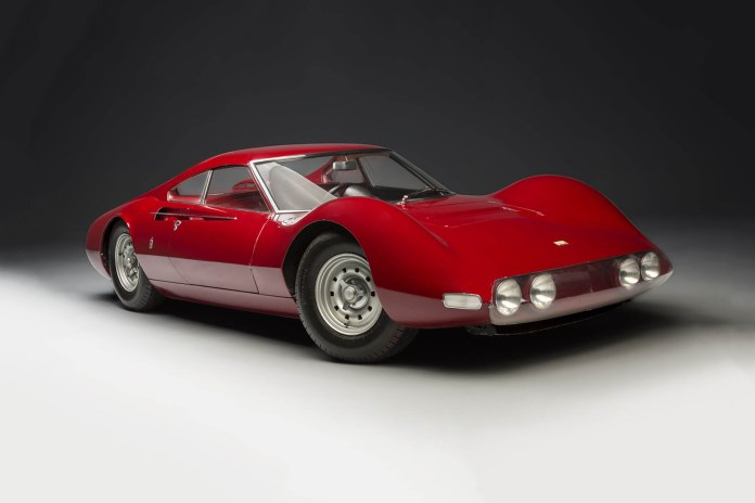 Ferrari Dino 206 Prototype Sells for $4.7 Million USD at Auction