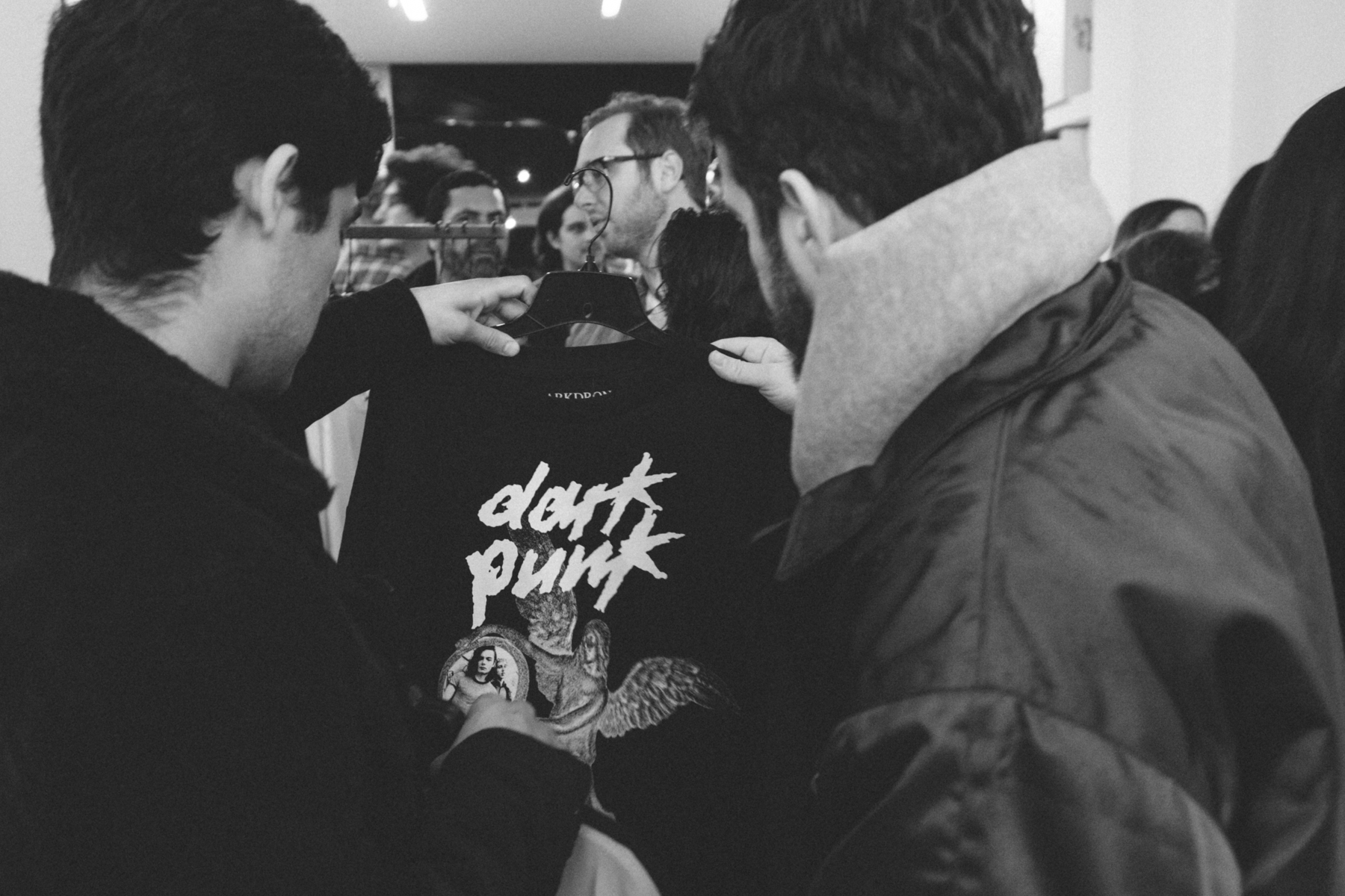 a look inside the first pop up ever from daft punk hypebeast