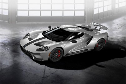 "Ford Introduces a ""Competition Series"" Version of the GT"