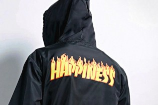 Forever 21 Shamelessly Rips off Thrasher's Logo With Its Latest Windbreaker Jacket