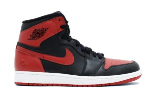 "Is There a fragment design x Air Jordan 1 ""Bred"" in the Works?"