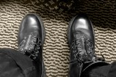 A First Look at the fragment design x Louis Vuitton Boots