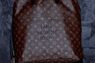 A First Look at the fragment design x Louis Vuitton Tote Bag and Shirt