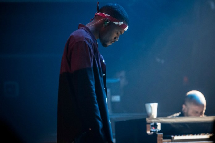 """Frank Ocean Responds to Claims Of """"Childlike Behavior"""" From GRAMMY Producers"""