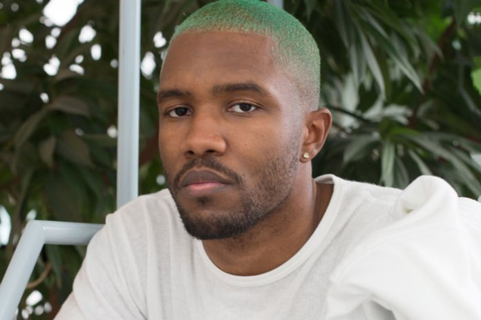 Frank Ocean and Beats 1 Join Forces for a New Show Called 'Blonded RADIO'