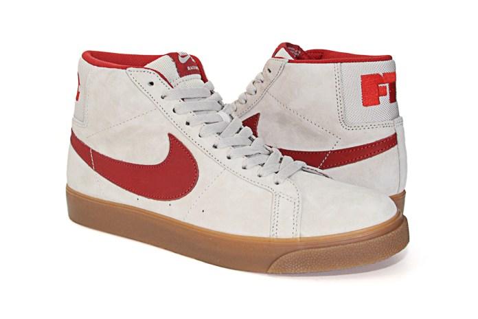 FTC Releases a San Francisco-Inspired Nike SB Blazer