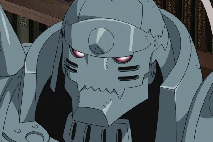 The Live-Action 'Fullmetal Alchemist' Movie Offers a First Look at Alphonse