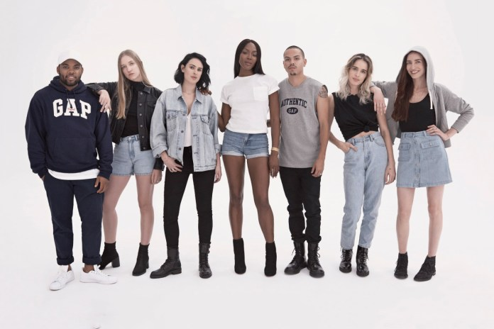 Gap Unveils '90s-Inspired Ad Starring the Children of Its Former Campaign Stars