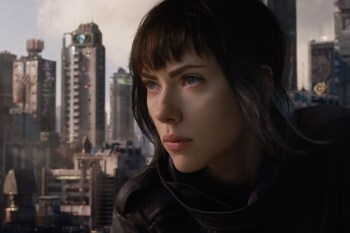 Get a Deeper Look Into 'Ghost in the Shell' With Its Second Trailer