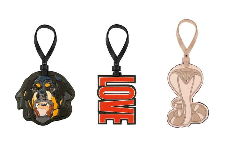 Givenchy Releases an Extensive Range of Accesories for Its 2017 Spring/Summer Collection