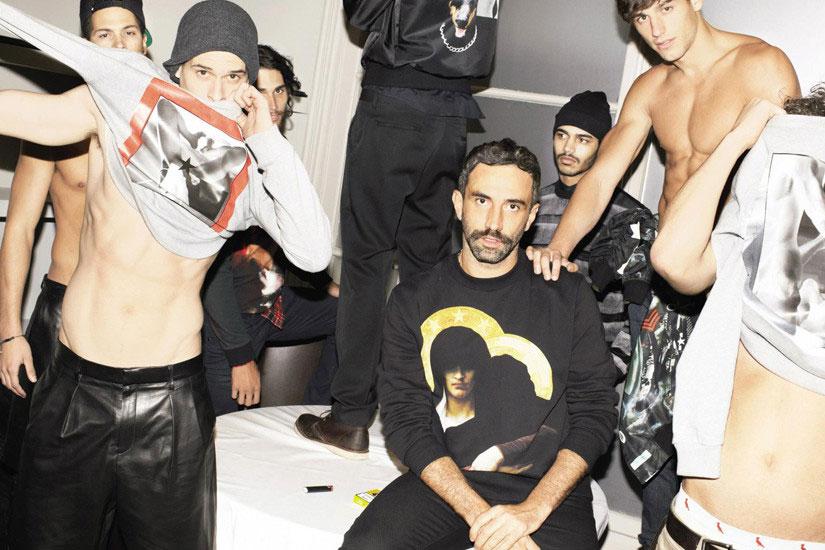 Riccardo Tisci Givenchy Rottweiler