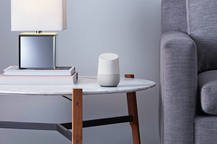 You Can Now Shop With Google Home