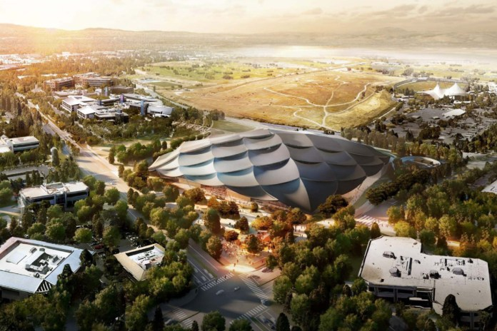 Google Shares the Latest Plans for Its Mountain View Campus