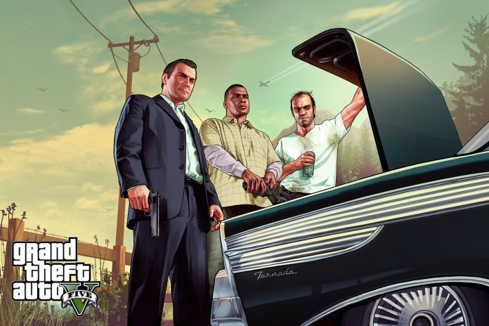 'Grand Theft Auto V' Has Shipped 75 Million Copies in Three Years