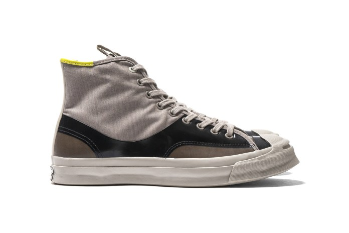 Hancock & Converse Drops Two Water-Repellant Jack Purcell Mids