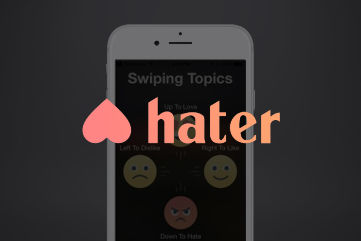 Hater Dating App Lets You Bond Over Things You Hate - 3716908
