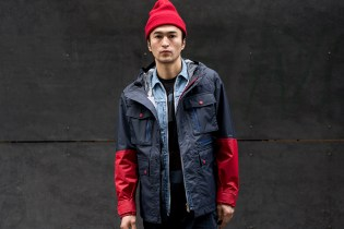 HAVEN Bring Together White Mountaineering and kolor in This Spring/Summer Editorial