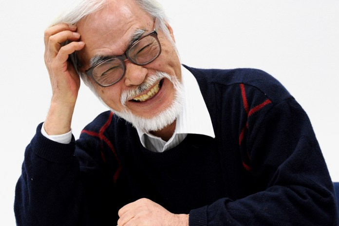 Hayao Miyazaki Is Officially out of Retirement, New Studio Ghibli Movie in the Works