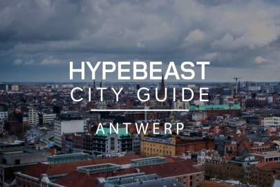 The City Guide to Antwerp