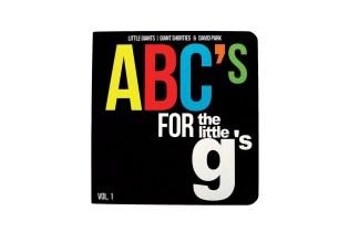 #hypebeastkids: 'ABC's for the Little G's' Teaches Kids the Alphabet Through Sneakers