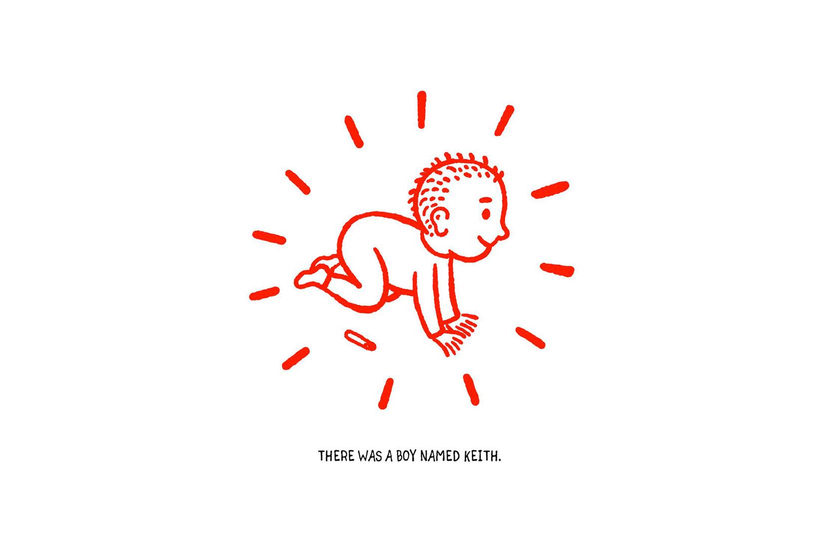 Keith Haring hypebeastkids