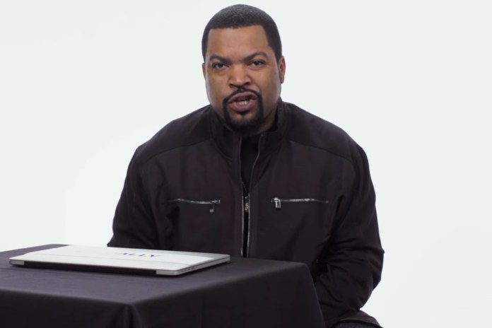 Ice Cube Goes Undercover and Responds to Fans on the Internet