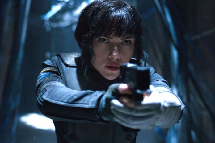 Select IMAX Theaters Will Screen 'Ghost in the Shell' Footage a Month Early